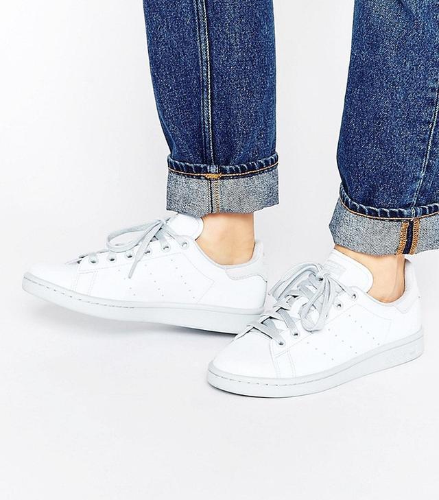 Adidas Originals Stan Super Color Halo Blue Sneakers