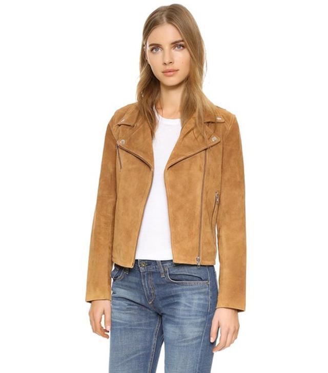 Just Female Suade Jacket