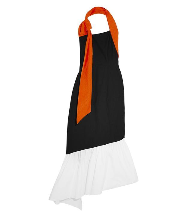 Isa Arfen Asymmetric Dress