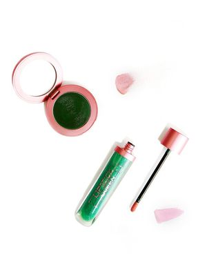 Your New Favorite Lip Color Is Hidden Inside This Green Lip Gloss