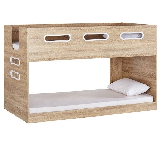 Fantastic Furniture Cubby Twin Bunk