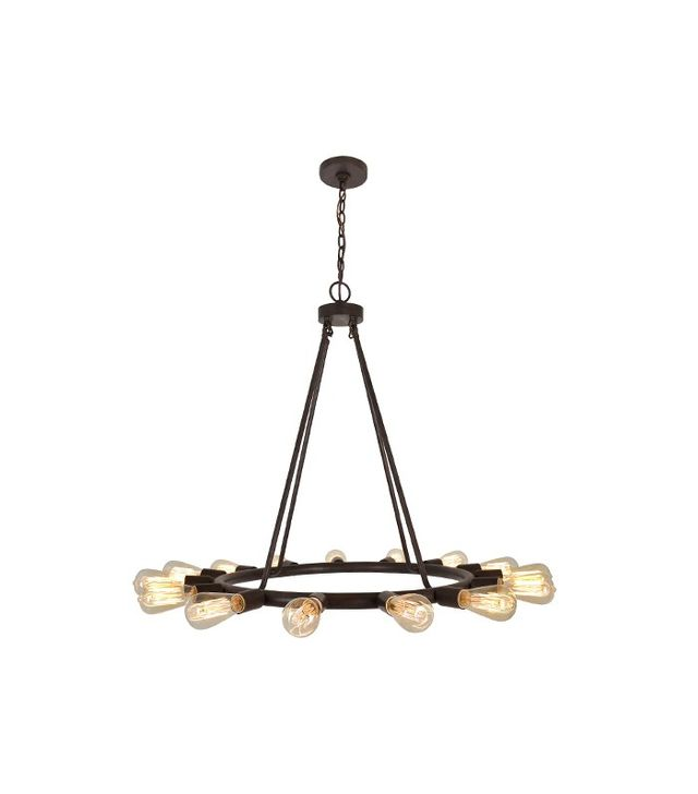 Crystorama Dakota 15-Light Chandelier