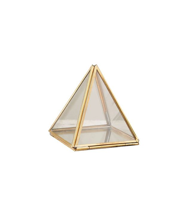 Magical Thinking Pyramid Mirror Box