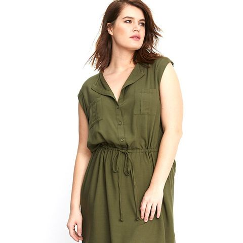 Merrian Shirtdress