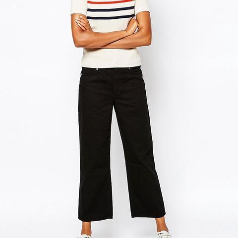 Wide-Leg Pant