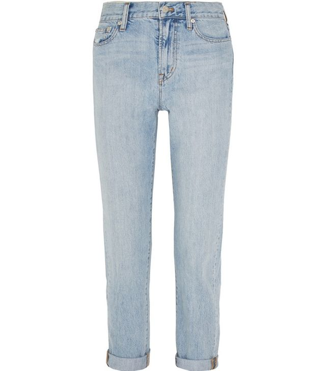 Madewell Perfect Summer Distressed Boyfriend Jeans
