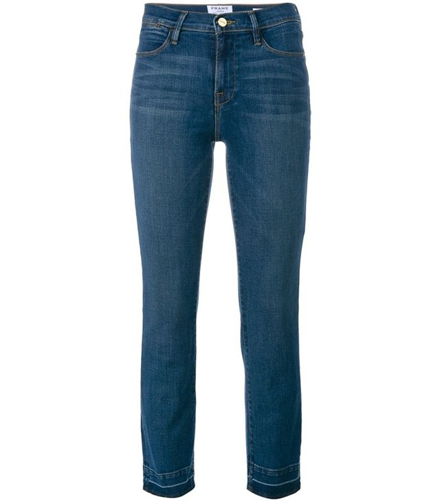 Frame Denim Kick-Flare Jeans