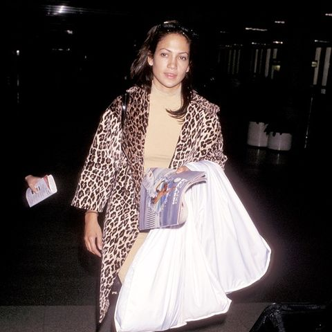 Why the '90s Were the Golden Age of Airport Style