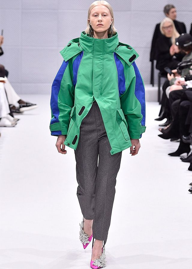 DIY Fashion Idea #7: Steal Your Dad's Anorak