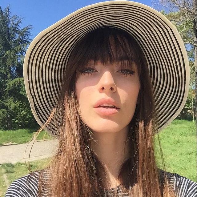 This French Model Looks Exactly Like Jane Birkin