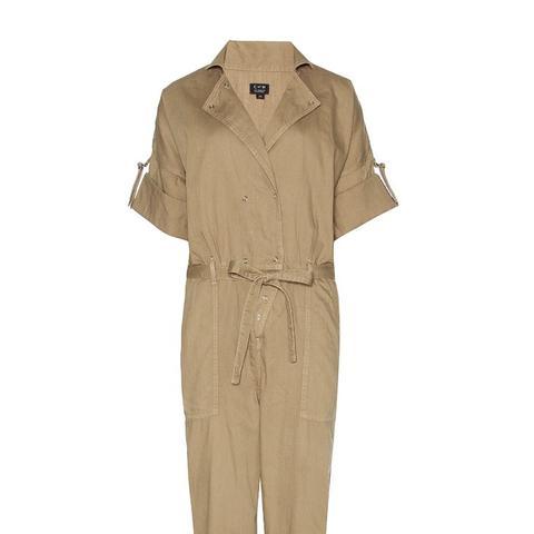 Sierra Cotton Jumpsuit