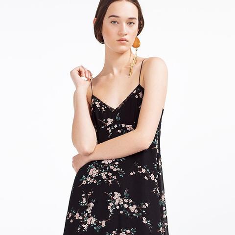 Floral Camisole Dress