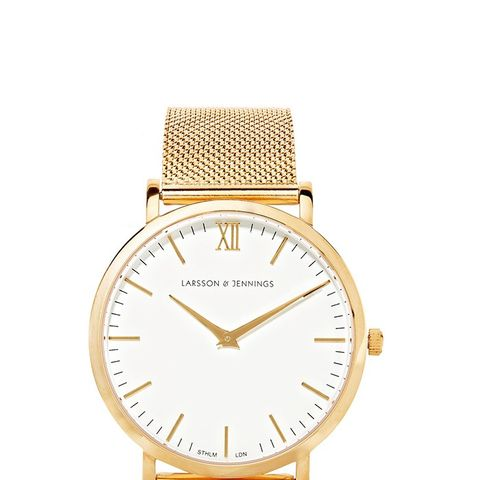 Gold-Plated Watch