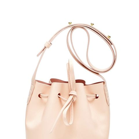 Rosa Mini Mini Bucket Bag