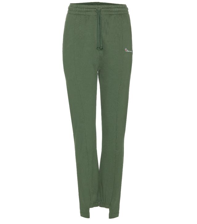 Vetements Cotton-Blend Track Pants