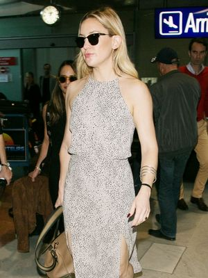 You'll Actually Want to Wear Kate Hudson's Airport Outfit IRL