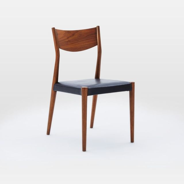 West Elm Tate Leather Dining Chair