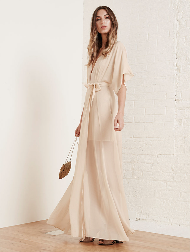 Reformation The Winslow Dress