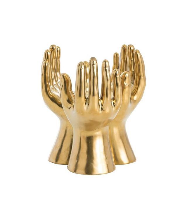 Arteriors Hands Vase