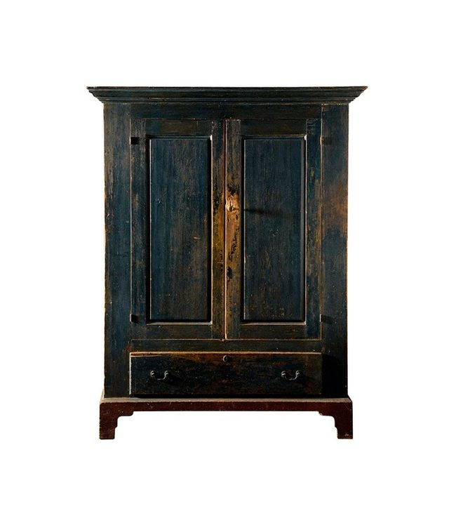 Just Folk Antique Armoire