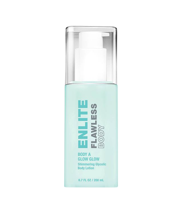Enlite Flawless Body Shimmering Glycolic Body Lotion