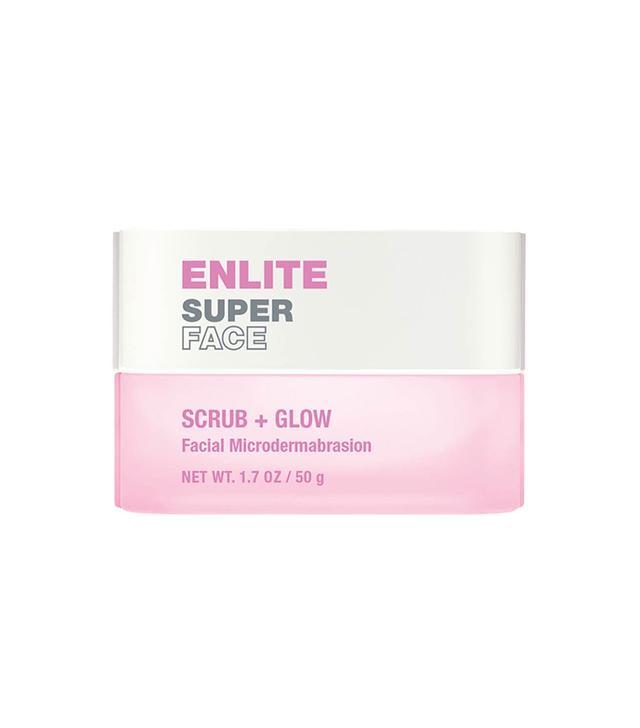Enlite Super Face Scrub + Glow Facial Microdermabrasion