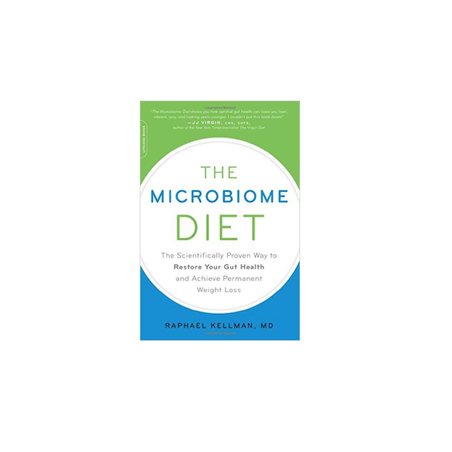 The Microbiome Diet by Raphael Kellman