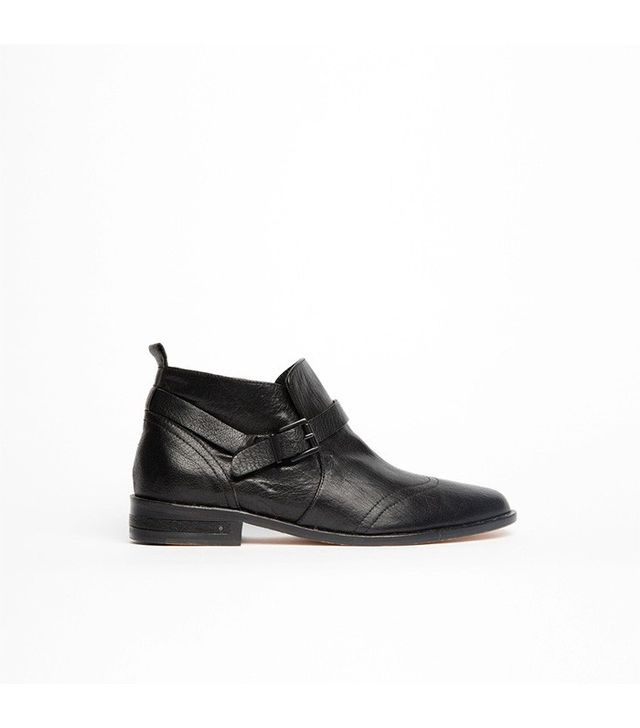 Freda Salvador Man Low Cut Ankle Boots