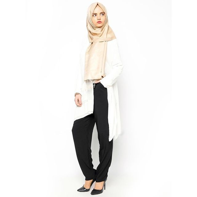 Missmira Pocket Detailed Pants