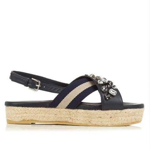 Sughero Flatform Sandals