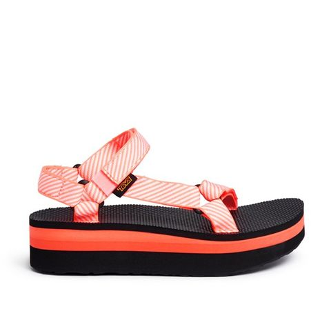 Candy Stripe Coral
