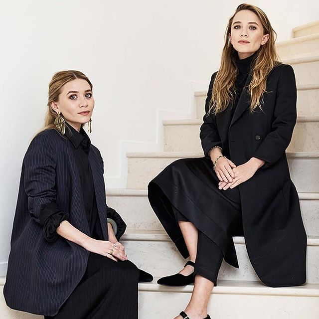 The Unique Way the Olsen Twins Are Making Shopping Inspiring Again