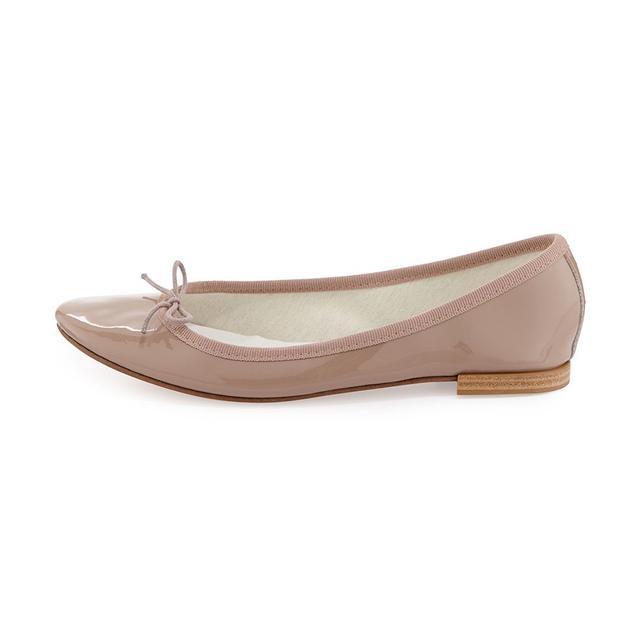 Repetto Hermine Cendrillon Patent Leather Ballet Flats