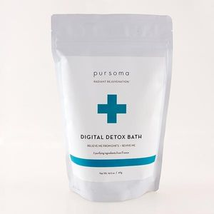 Go Buy Now: This Bath Soak Is Designed to Help Cure Your Phone Addiction