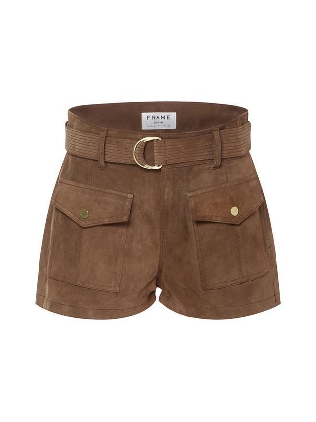 Frame Denim Le Patch Pocket Shorts