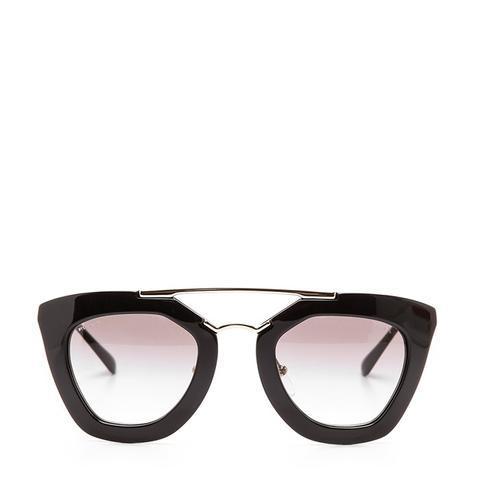 Thick Frame Sunglasses