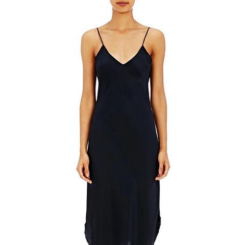Charmeuse Slip Dress