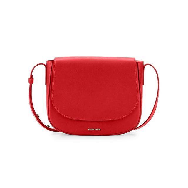 best red crossbody bag