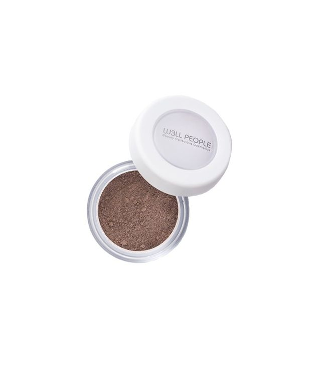 W3ll People Capitalist Brow Powder in Matte Espresso