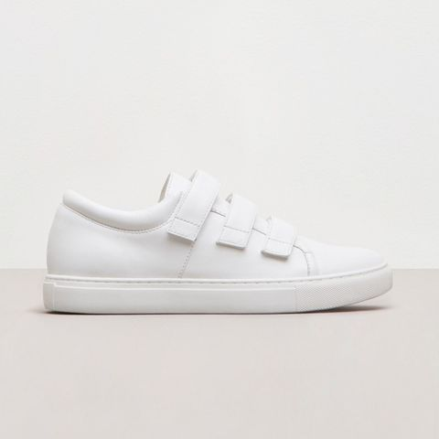 Kingvel Velcro Strap Sneaker