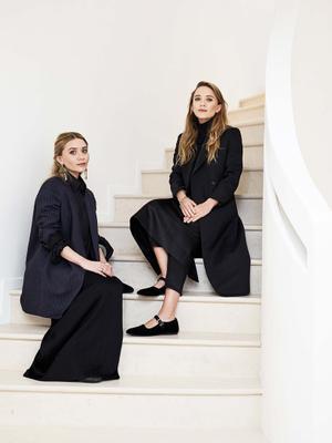 Inside Mary-Kate and Ashley Olsen's Fashion-Forward Townhouse