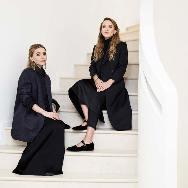 Inside Mary-Kate and Ashley Olsen's Fashion-Forward Townhouse