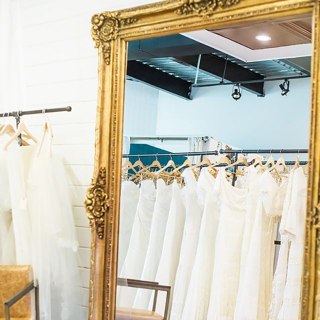 This Dreamy NY Bridal Boutique Will Make You Want to Get Married