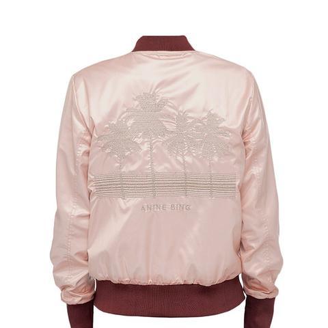 Satin Reversible Jacket