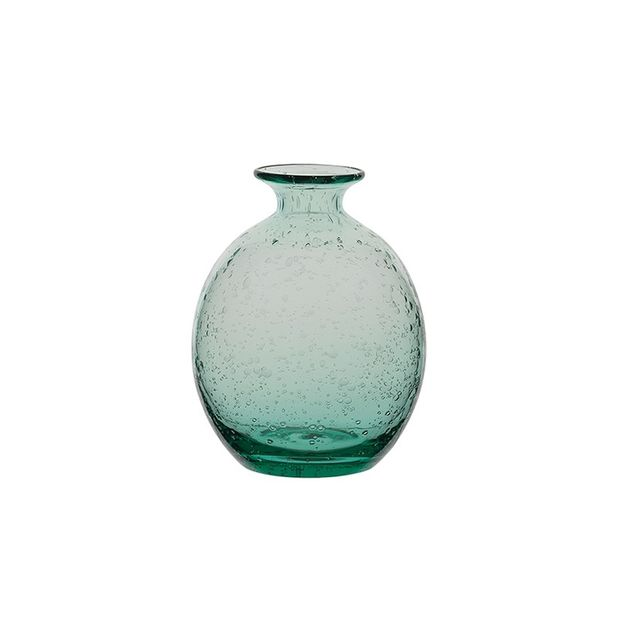 Freedom Briony Vase 14cm in Seagreen