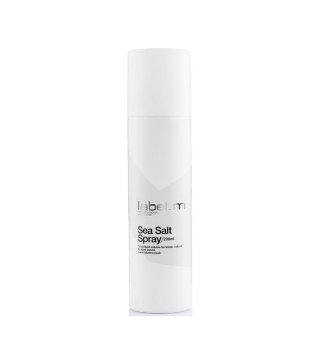 Label. M Sea Salt Spray