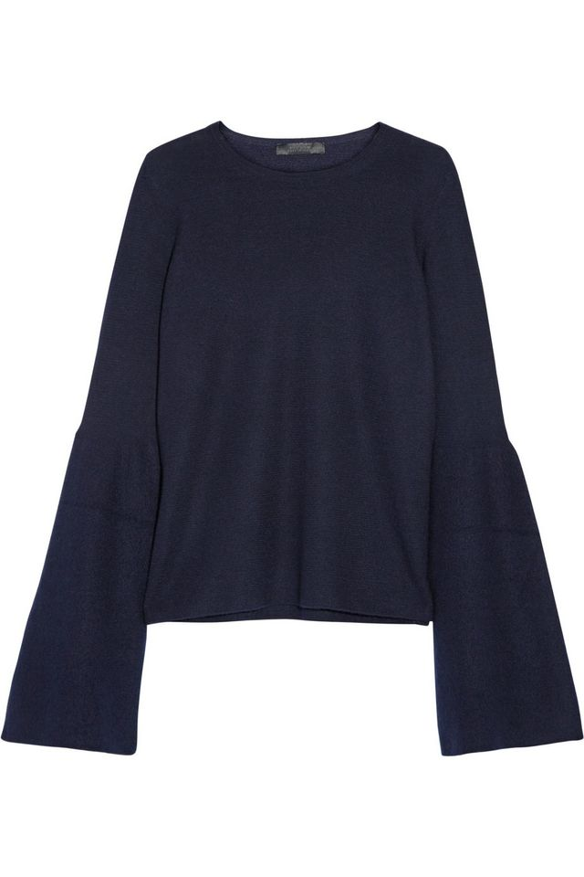The Row Darcy Cashmere and Silk-Blend Sweater