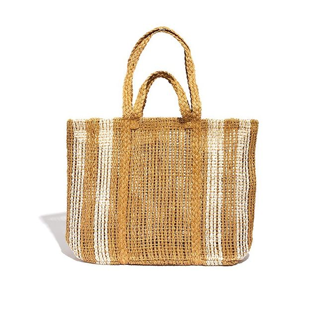 Madewell The Corsica Straw Beach Tote