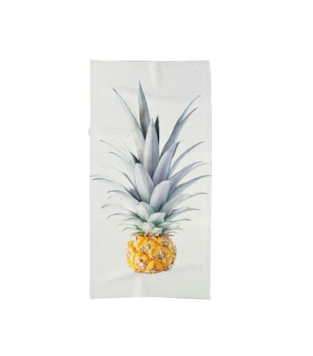 Ez Pudewa Pineapple Hand and Bath Towel