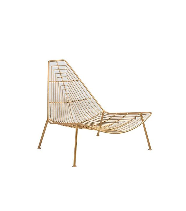 Land of Nod Domino Lounge Chair